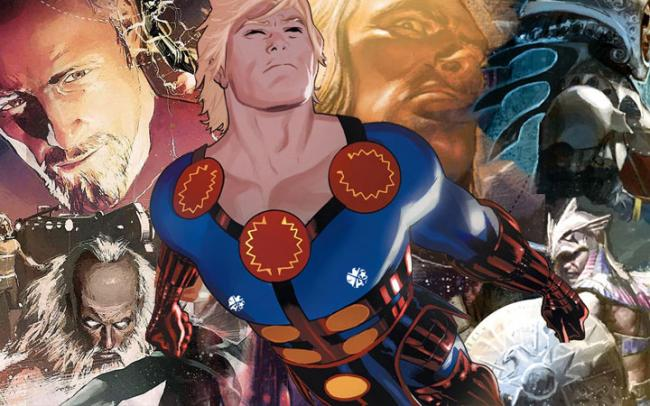 Вечные – фильм о супергероях 2020 года