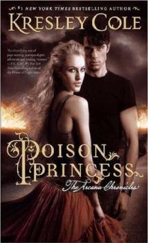 Книга - Принцесса яда. Кресли Коул - читать в ЛитВек