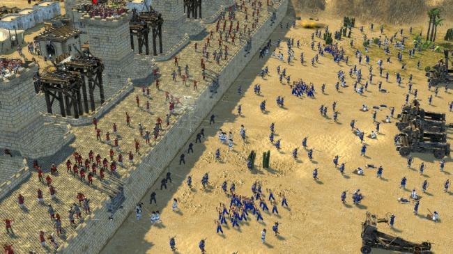 Дата выхода Stronghold 4