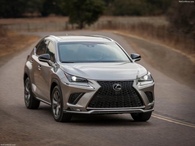 Новый Lexus NX 2019 – гарантия качества, стиля и надежности